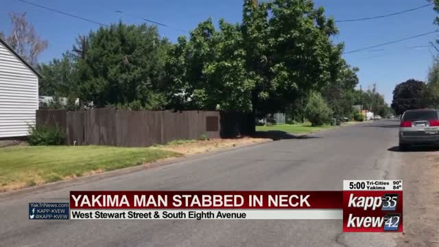 Violent Holiday Weekend In Yakima