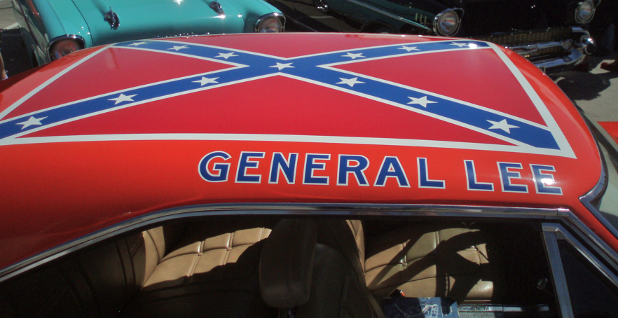 "Museum will keep ""Dukes of Hazzard"" car with Confederate flag"