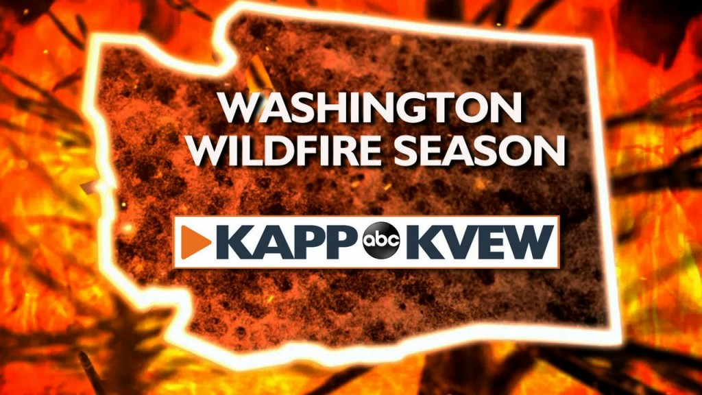Wa Wildfire Season New Logo