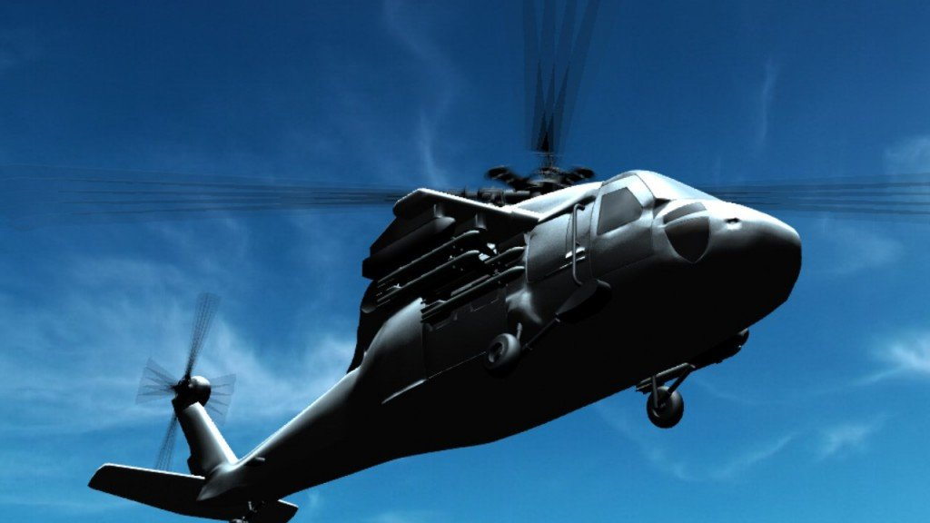 Navy Helicopter