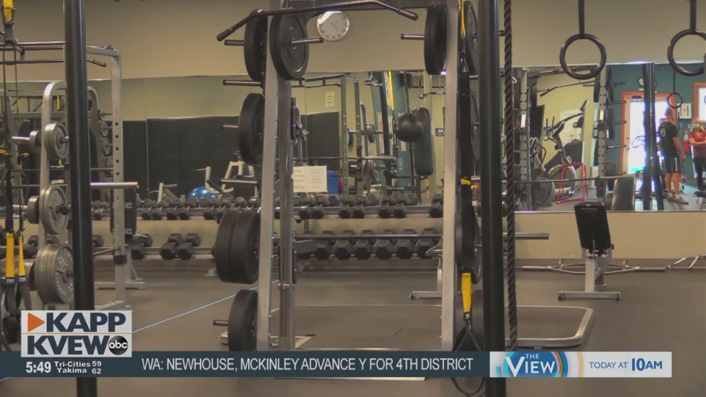 Walla Walla Gym Adapts To Latest Guidelines