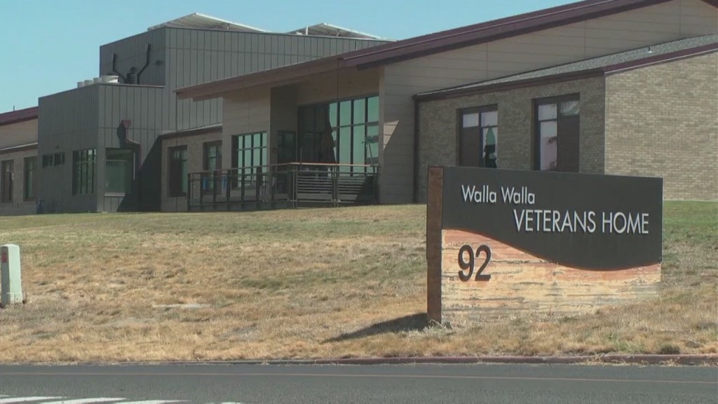 Two On Call Staff Test Positive For Covid 19 At Walla Walla Veterans Home