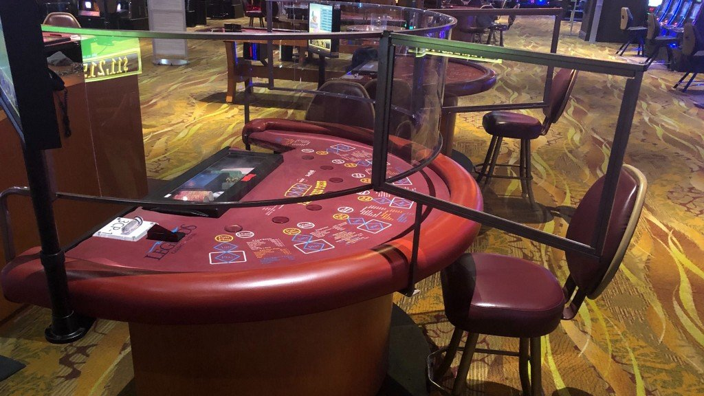Legends Casino Hotel will reopen August 13