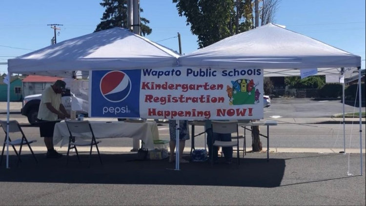 Wapato Kindergarten Registration