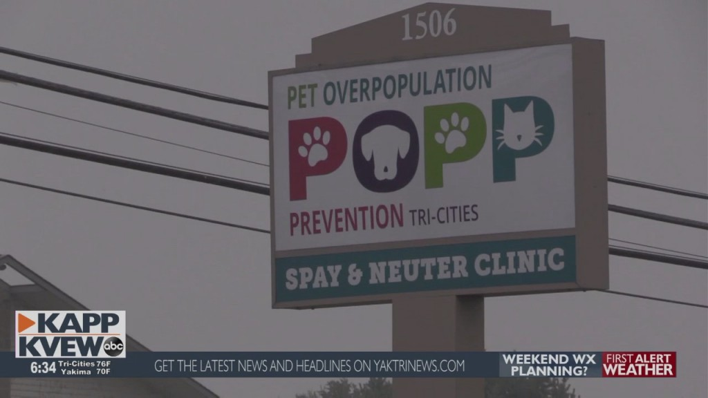 Pet Overpopulation Prevention Tri Cities Launching Spay & Neuter Clinic