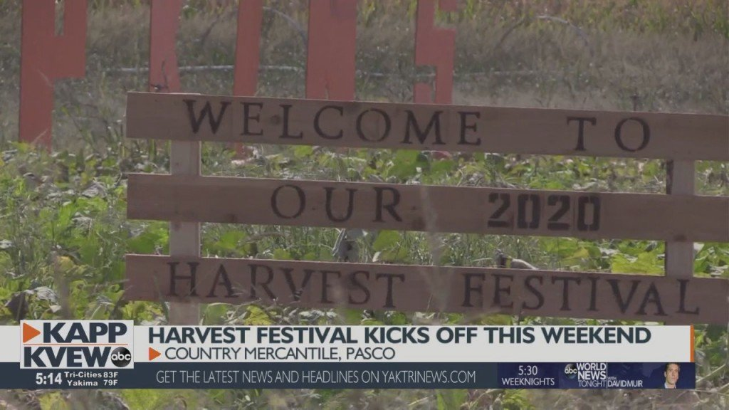 Country Mercantile Harvest Festival