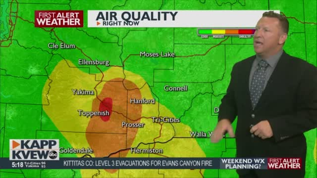 First Alert Forecast Pm Thursday September 3rd