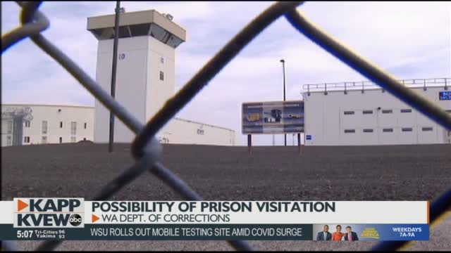 Family Members Of Inmates Question The Wa Dept. Of Corrections
