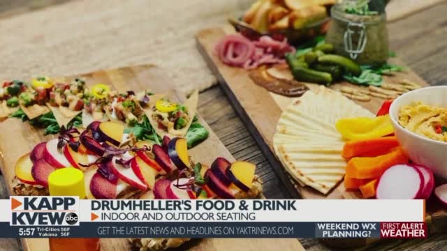 Drumheller's Food And Drink