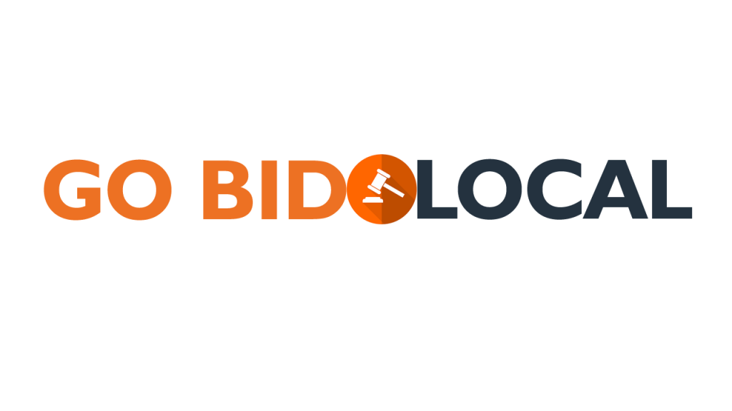 Go Bid Local Logo W Gavel 1