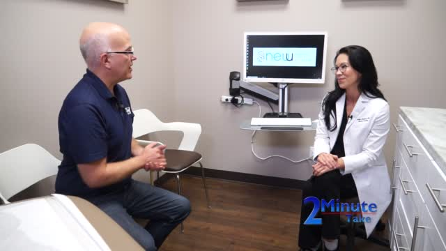 2 Minute Take New U Women's Clinic Oncologist