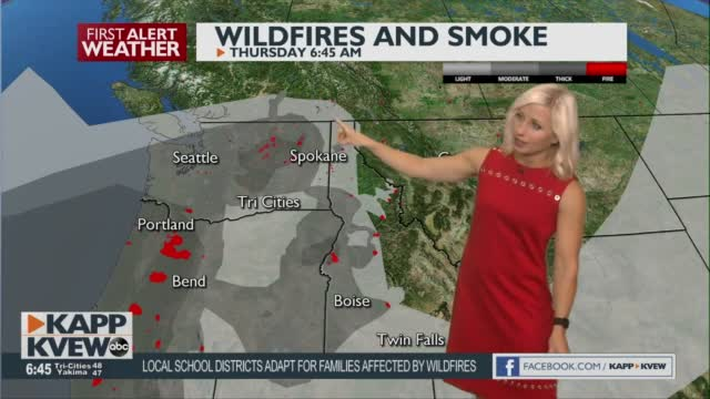 Heat And Smoke To Return This Weekend
