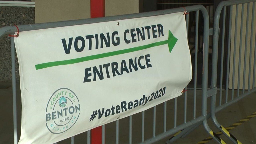 Voting Registration 2020 Benton County