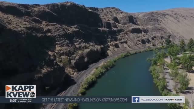 Fly The Northwest Yakima Valley Canyon