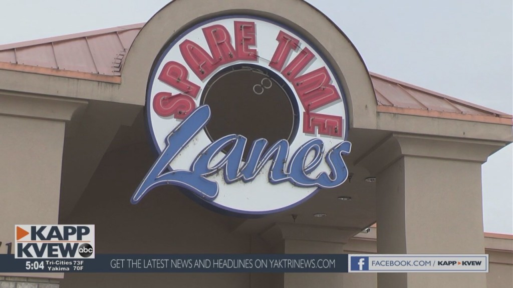 Spare Time Lanes Reopens March 2