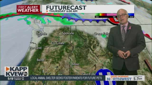 First Alert Forecast Wednesday October 28th