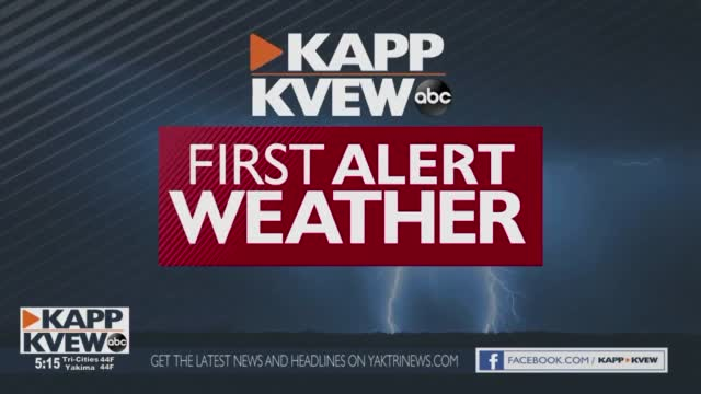 First Alert Forecast Monday October 26th