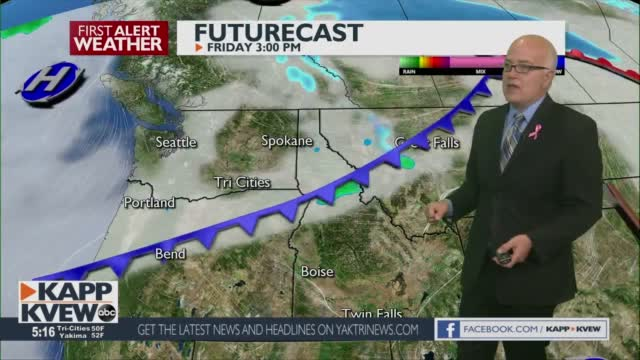 First Alert Forecast Tuesday October 27th