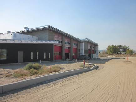 Bcfd #4 Construction Picture