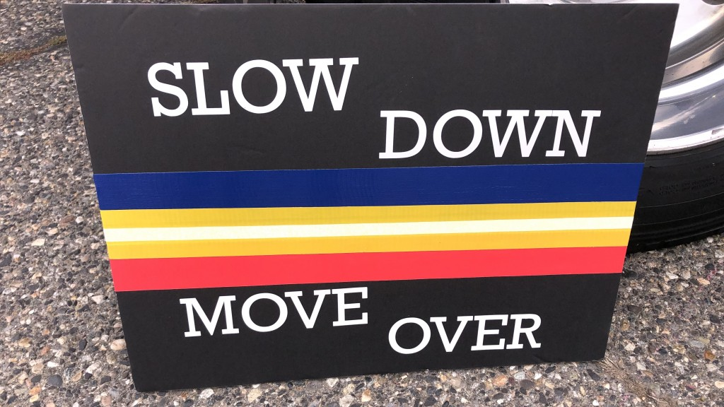 Slow Down Move Over Awareness Day