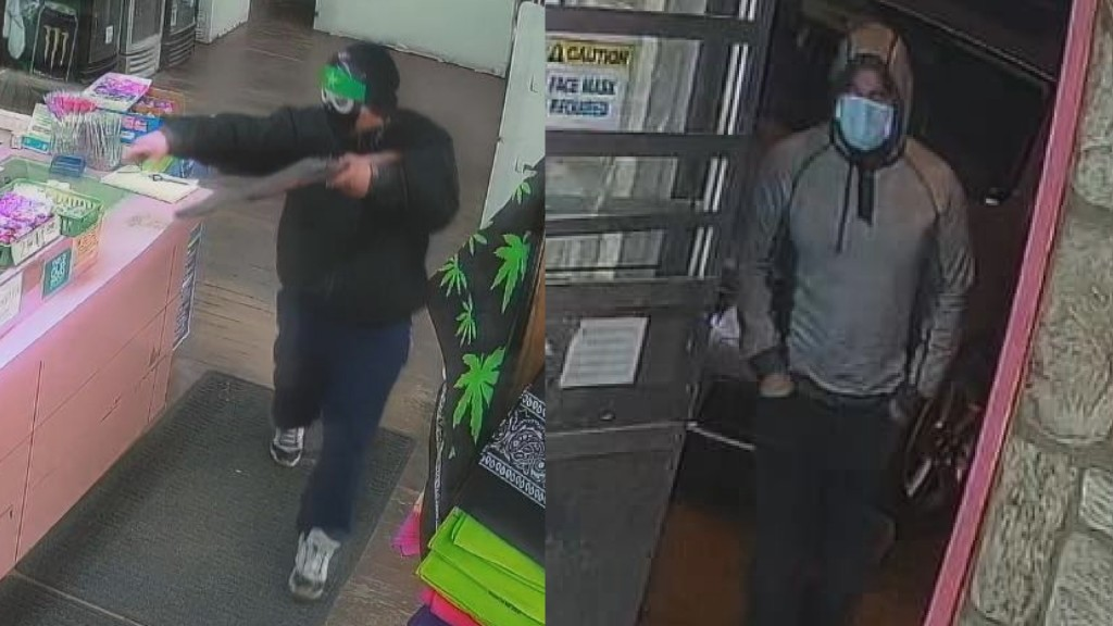 Wapato Robbery Grocery Store