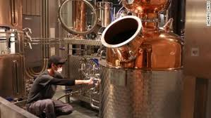 Japanese Beer Is Getting Turned Into Gin