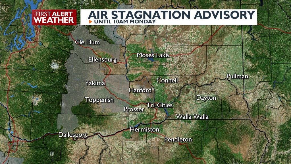 Air Stagnation Advisory