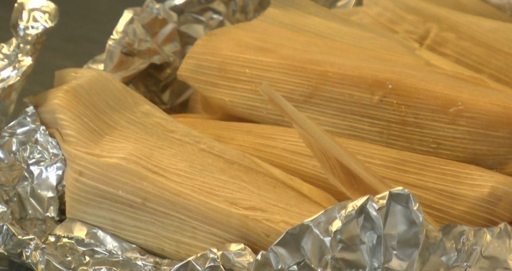Tamale from Hot Tamale Kennewick