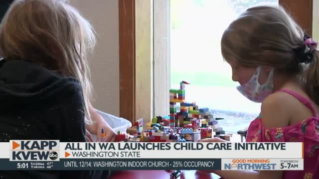 All In Wa Hopes To Expand Child Care Services With Fundraiser