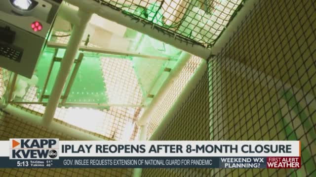 Iplay Experience Reopens In Kennewick