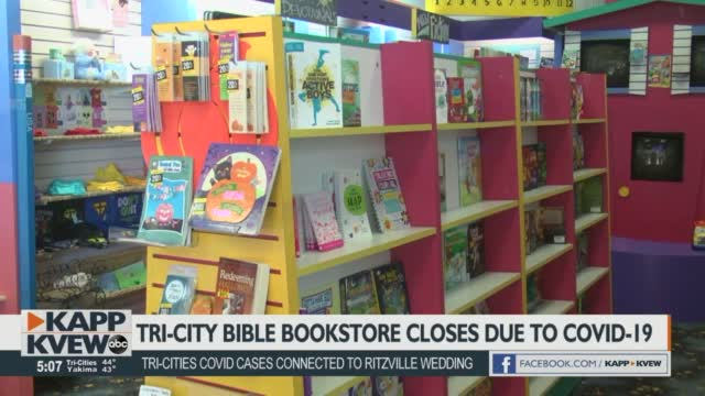 Richland Bible Bookstore Forced To Close Due To Pandemic Restrictions