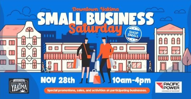 Yakima Small Business Saturday
