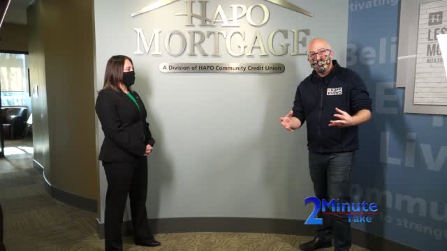 2 Minute Take Hapo Mortgage Services