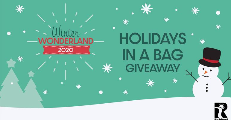 Richland Parks and Recreation hosts Holiday in a Bag