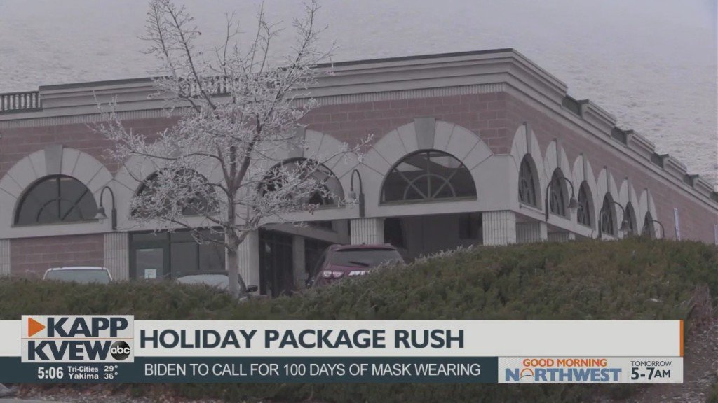 Holiday Package Rush During The Pandemic