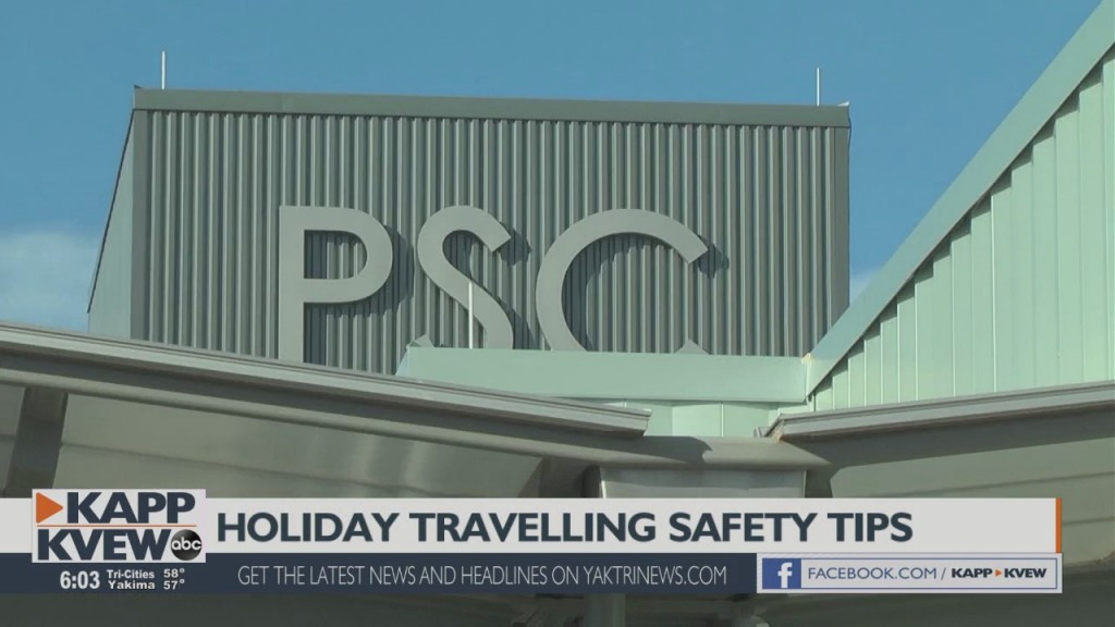 Airport Safety Tips For The Holidays