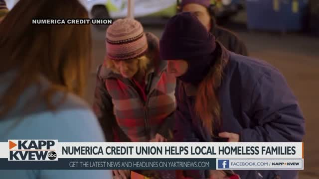 Numerica Credit Union Helps Homeless Families In Eastern Washington And Northern Idaho