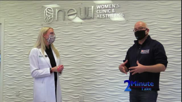 2 Minute Take New U Women's Clinic Genesight