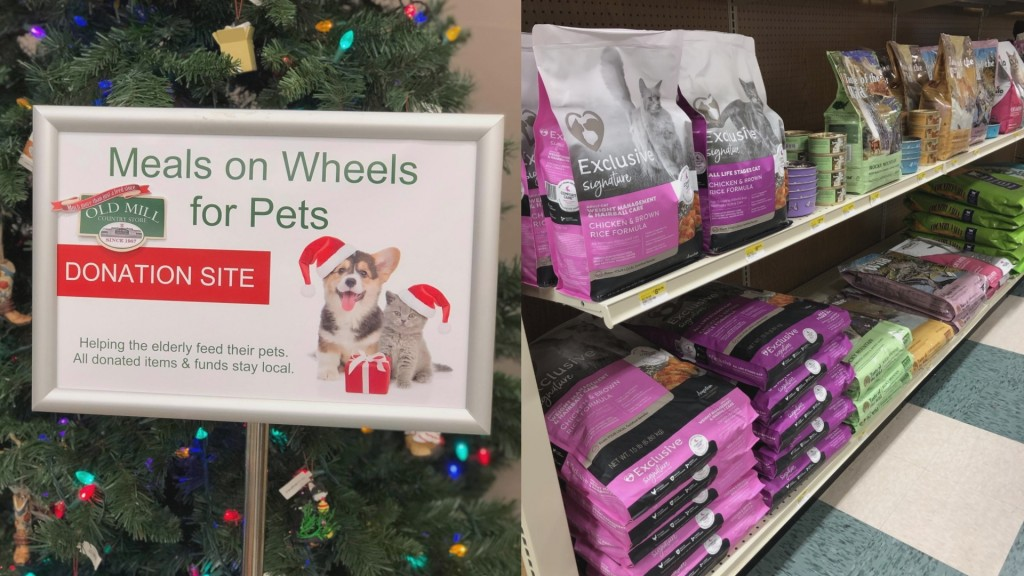 Meals On Wheels Pet Program Yakima