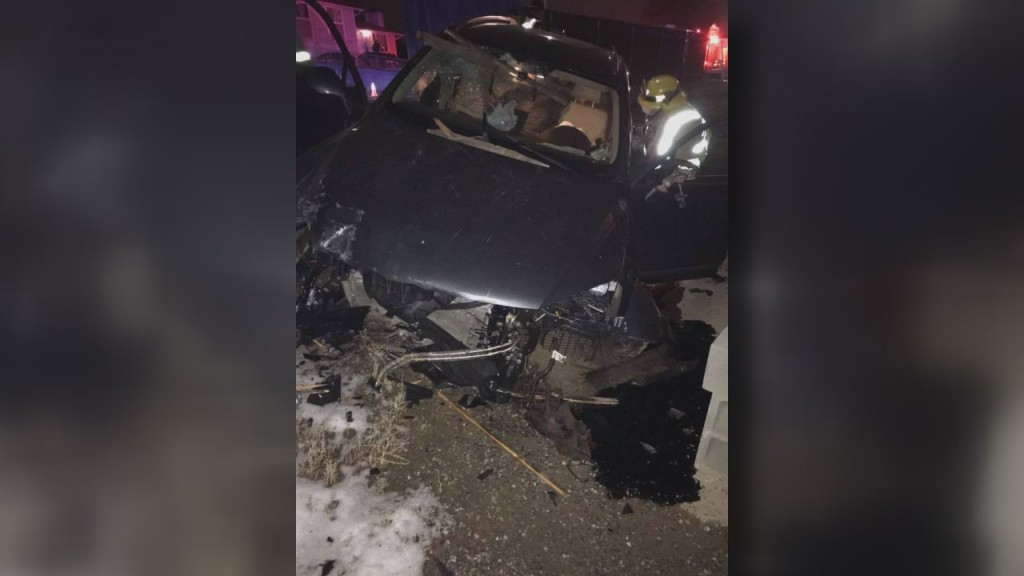 drowsy driving crash in Kennewick