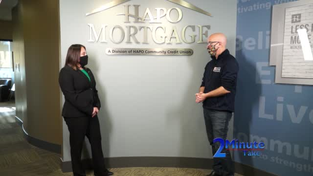 2 Minute Take Hapo New Home Loan