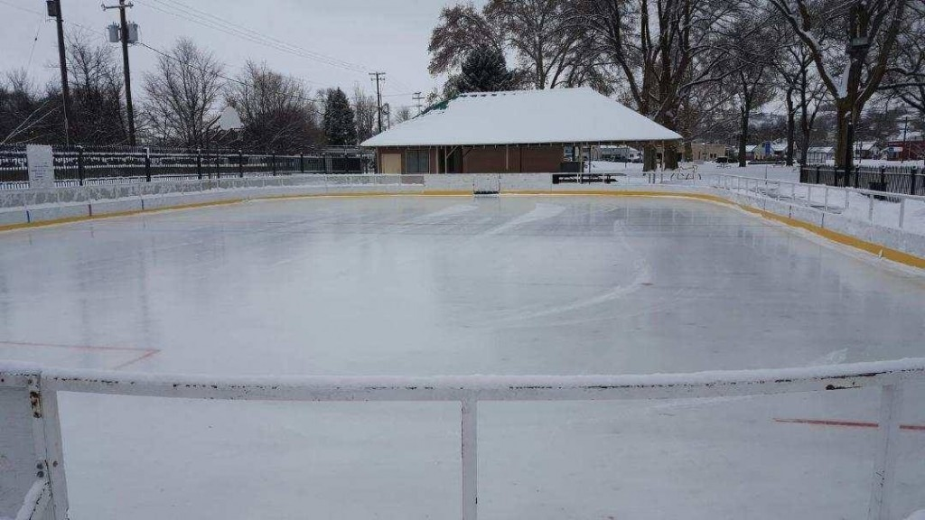 The Ice Rink at Roy Raley Park