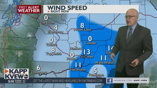 First Alert Forecast Wednesday January 6th