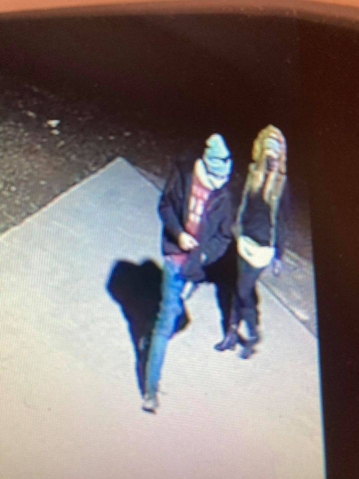 KPD says two suspects broke into the Port of Kennewick maintenance building and stole items.