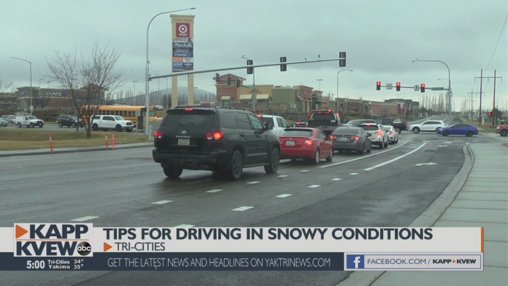 Law Enforcement Tips While Driving In Snow