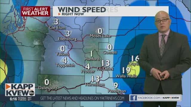 First Alert Forecast Tuesday January 12th