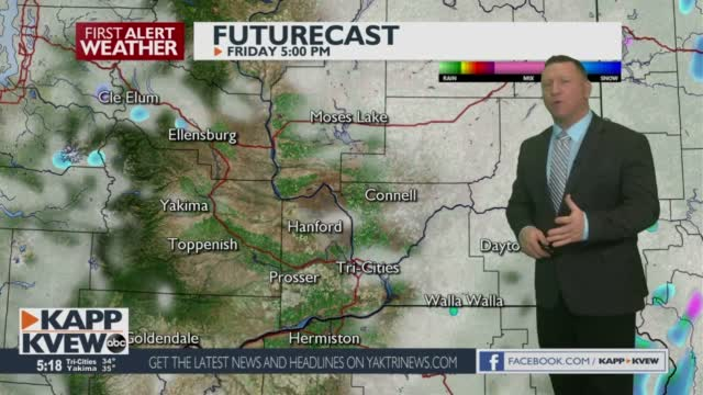 First Alert Forecast Friday January 29th