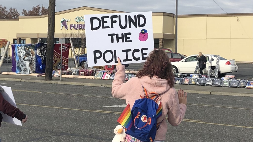 Rally held in Pasco
