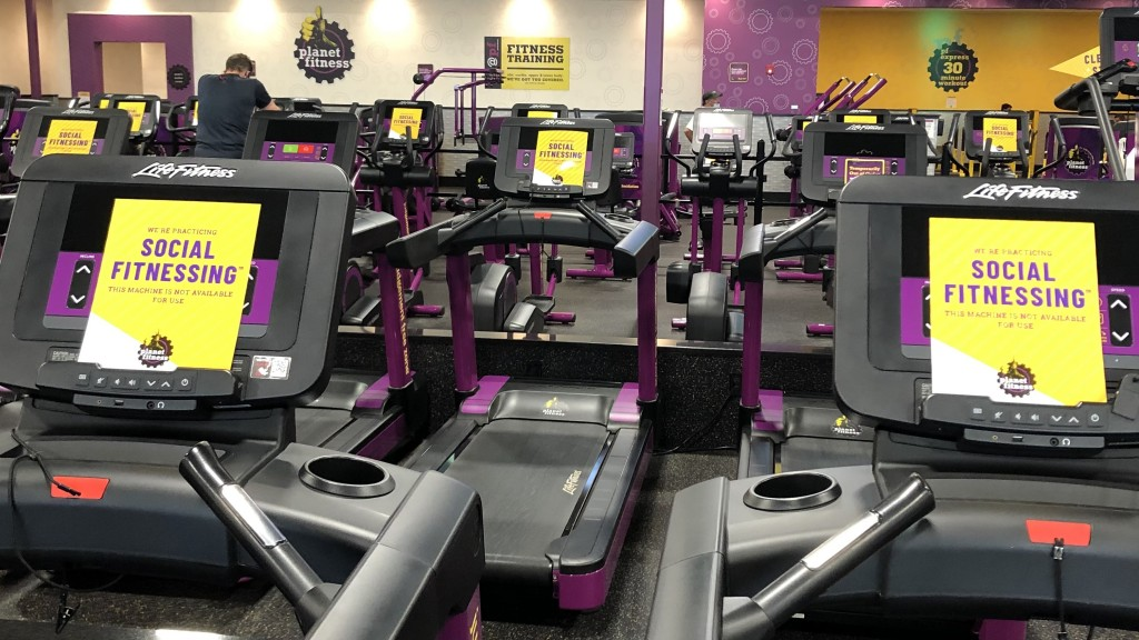 planet fitness gyms reopen in washington