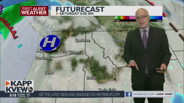 First Alert Forecast Thursday January 14th